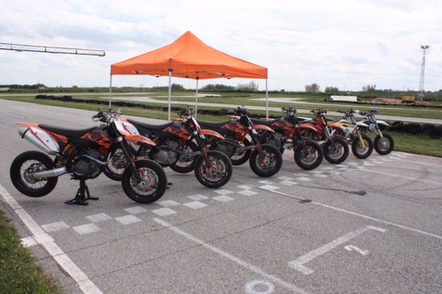 motos de escuela soriano