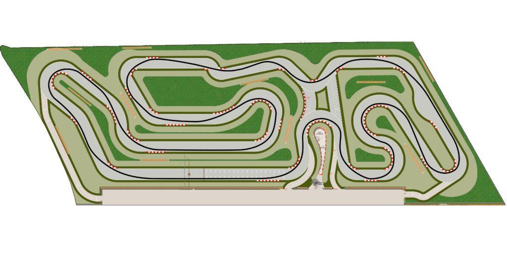 trazada ideal circuito técnicas de conducción
